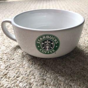 Starbucks Soup Mug